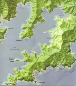 significant marine sites